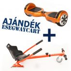 ESEGWAY + CART 2 x 350 Watt !