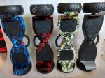 Off Road Hoverboard 2x350 watt   Fekete